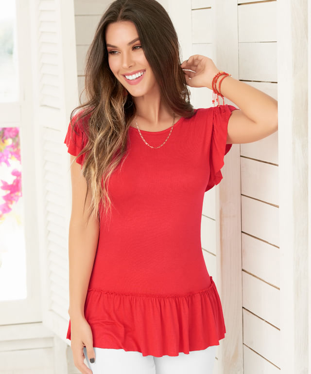 Blusa-Iquique-Rojo