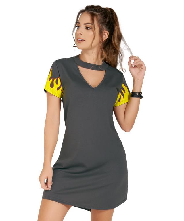 Vestido-Fire