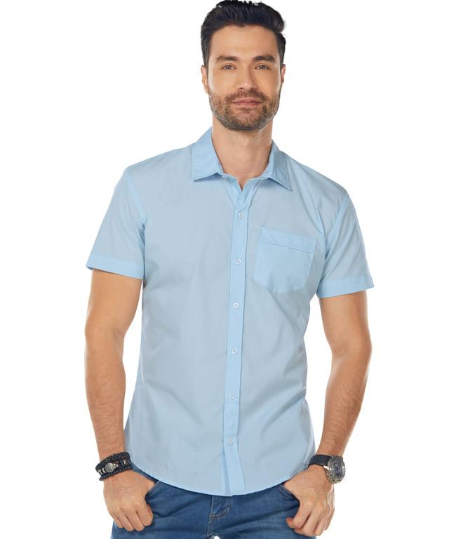 Camisa-Bodo-Azul-Cielo