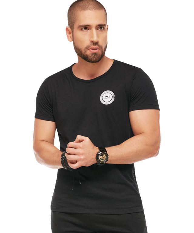 Camiseta-Melvin-Negro