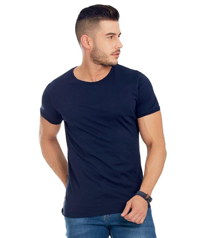 Camiseta-Nikow-Azul