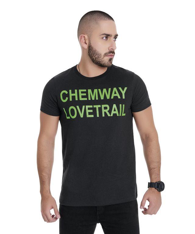 Camiseta-Chemway-Negro