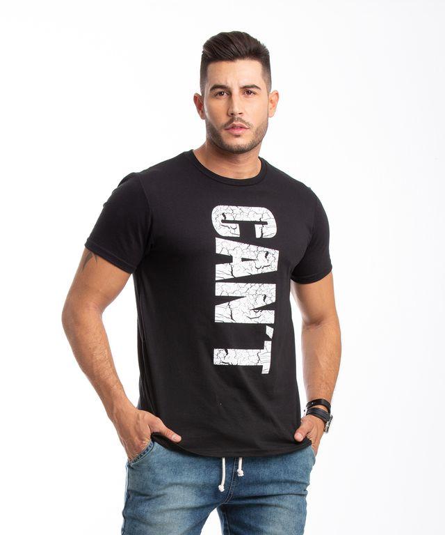 Camiseta-Guayana-Negro