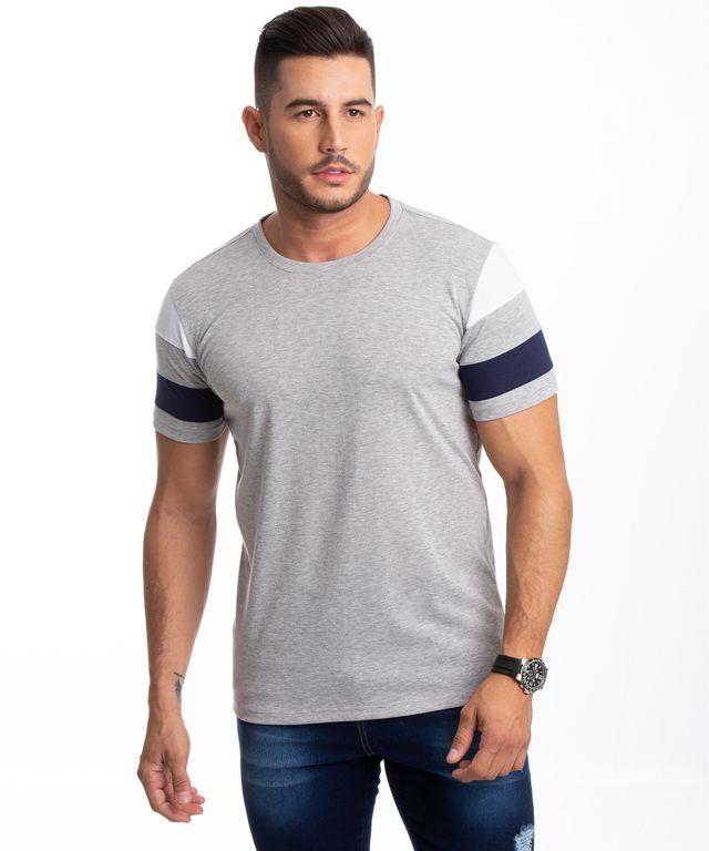 Camiseta-Merida-Gris