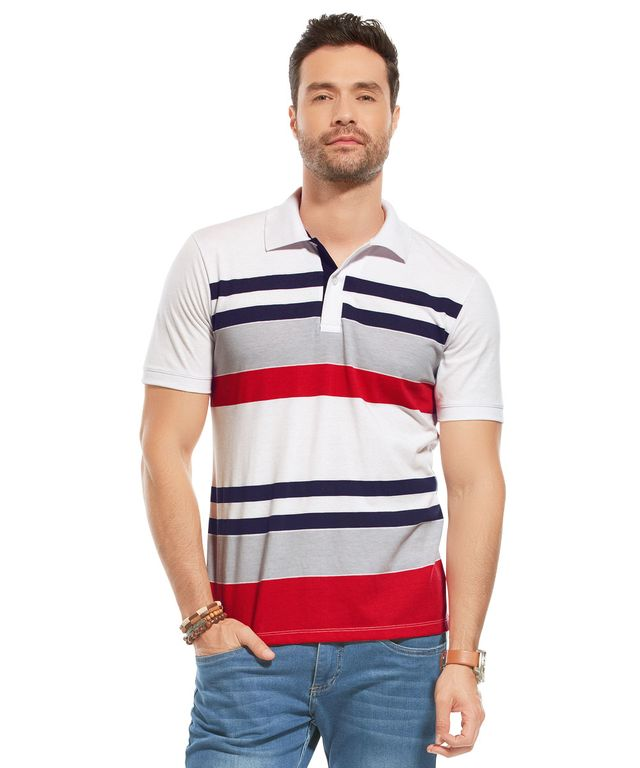 Camiseta-Polo-Francia-Estampado