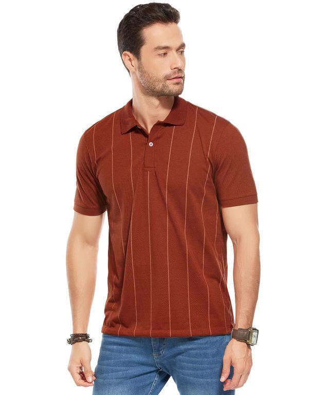Camiseta-Polo-Porvenir-Mostaza