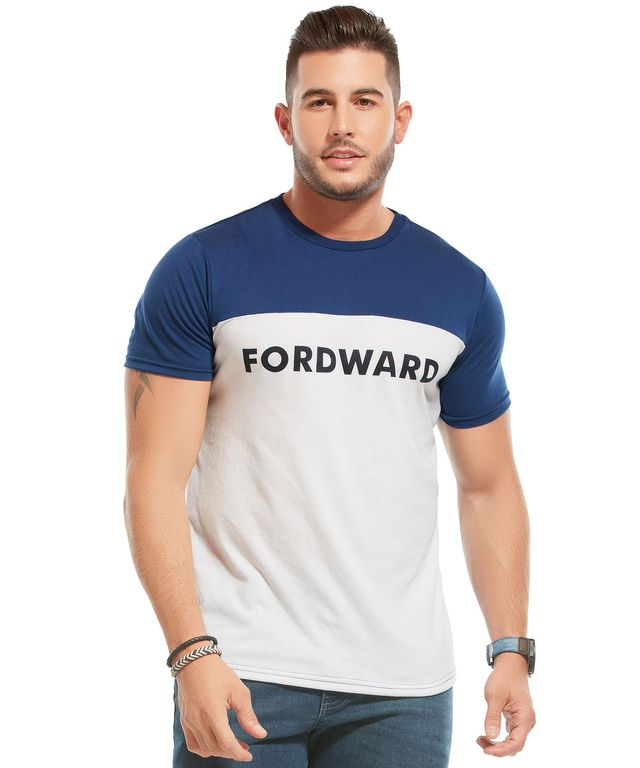 Camiseta-Forward-Azul