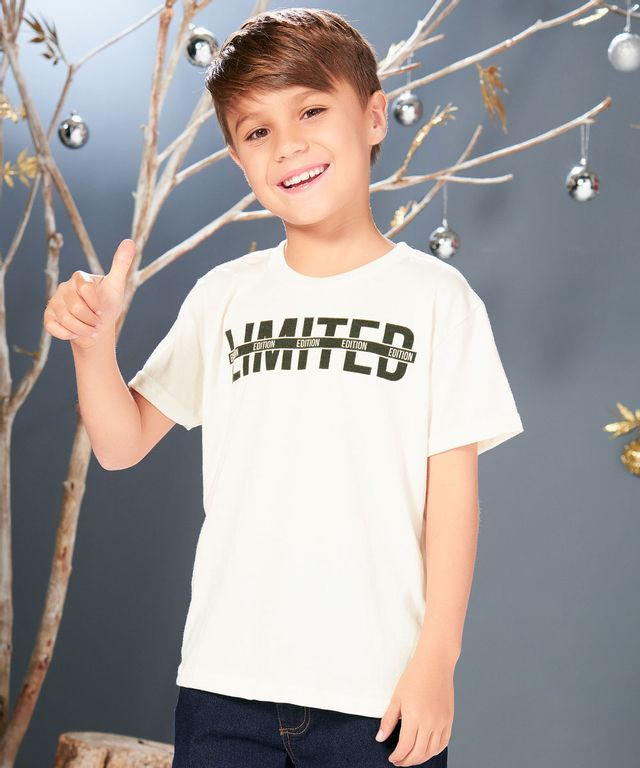 Camiseta-Otto-Beige