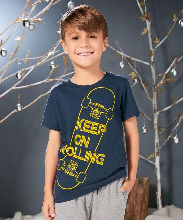 Camiseta-Aurus-Azul