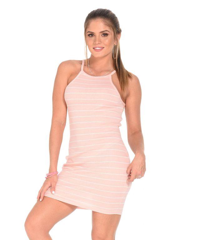 Vestido-Line-Rosado