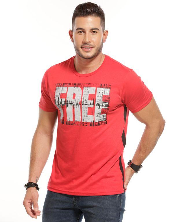 Camiseta-Alamos-Rojo