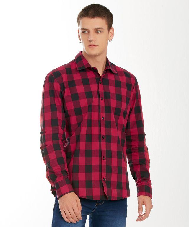 Camisa-Tauber-Rojo