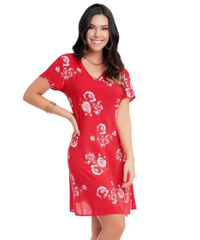 Vestido-Praia-Rojo