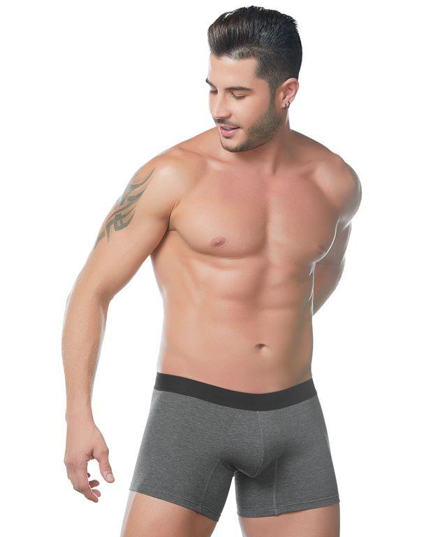 Boxer-Petal-Corto-Gris