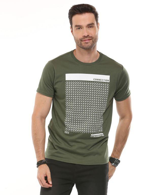 Camiseta-Benedict-Verde