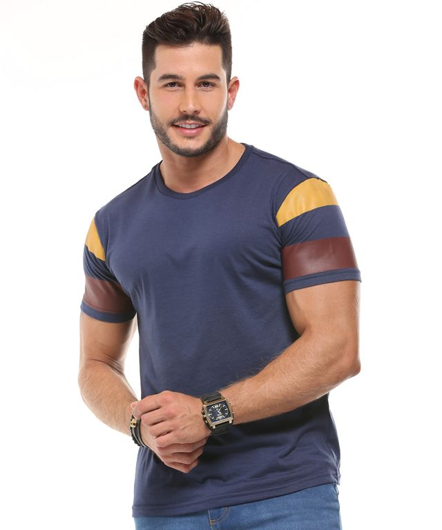 Camiseta-Danel-Azul