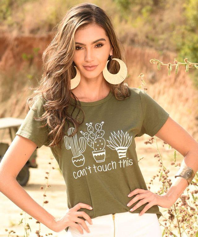 Camiseta-Paulette-Verde