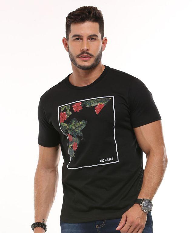Camiseta-Harley-Negro