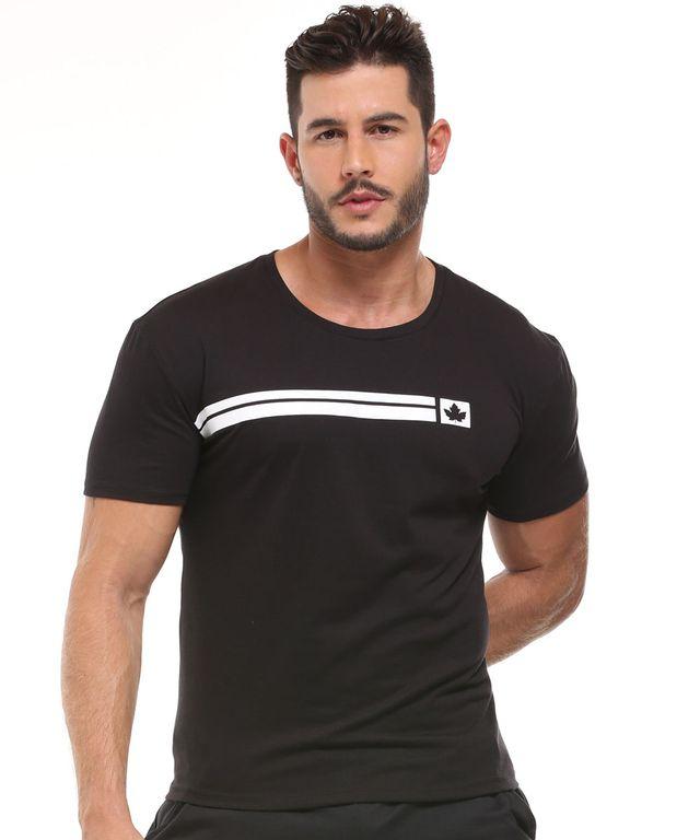 Camiseta-Ronaldo-Negro