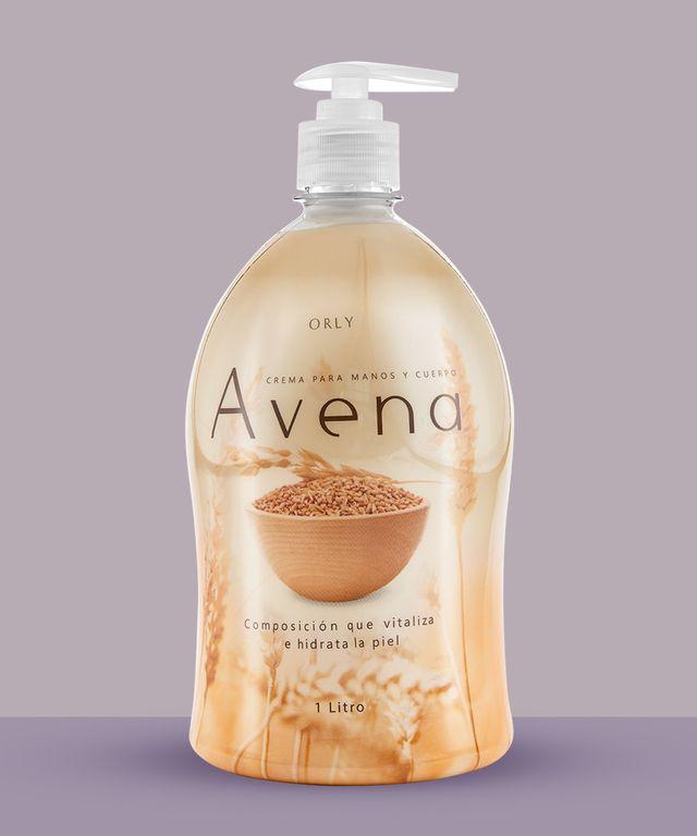 Crema-Litro-Avena