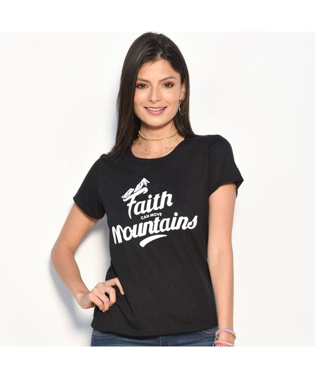 Camiseta-Faith