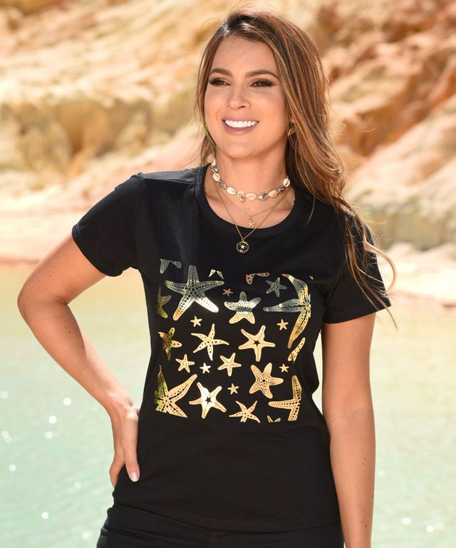 Camiseta-Xiana-Negro