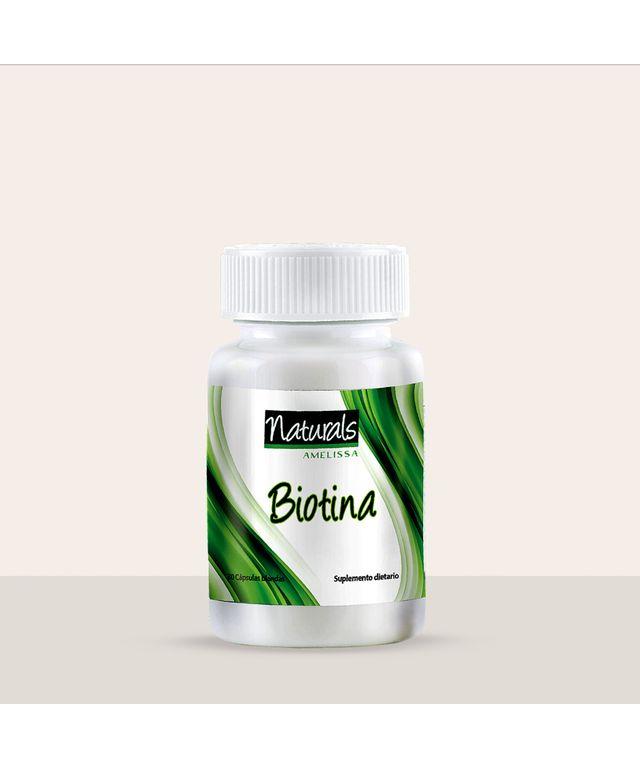 Biotina-X30-Capsulas