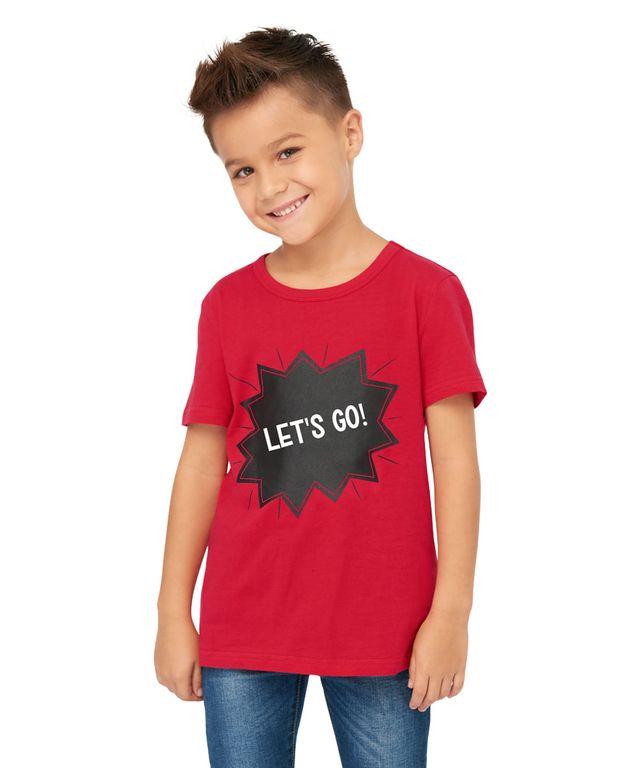 Camiseta-Lets-Rojo
