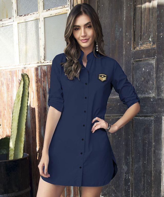 Vestido-Camo-Azul