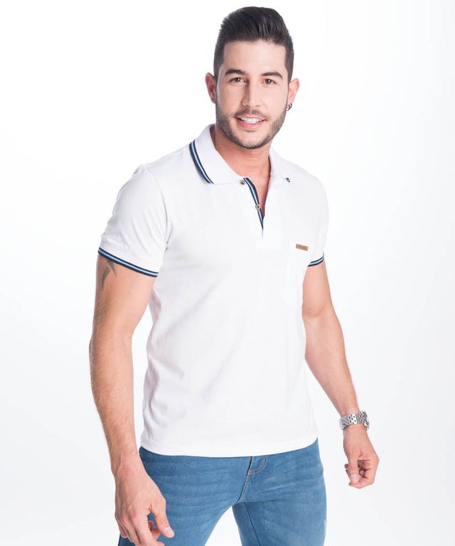 Camiseta-Polo-Connor-Blanco