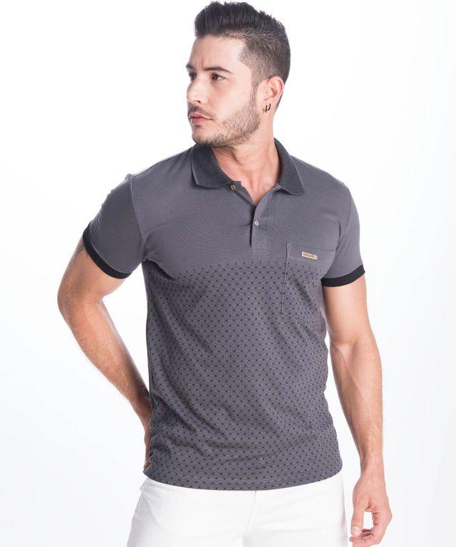 Camiseta-Polo-Dante-Gris