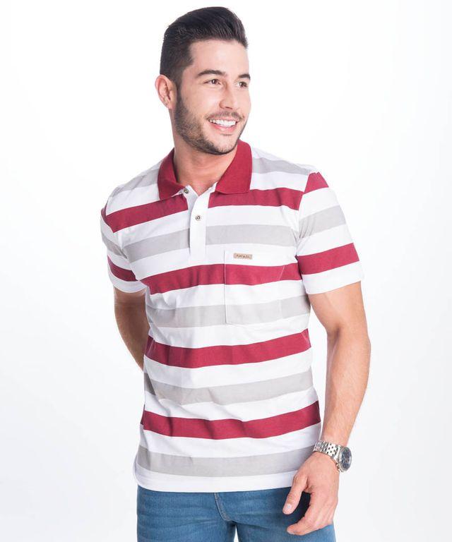 Camiseta-Polo-Enzo-Rayas