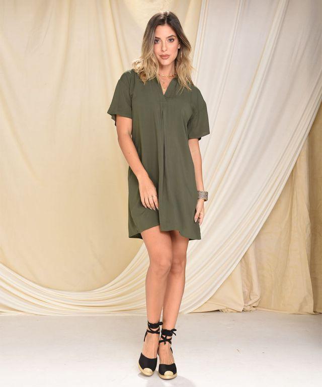 Vestido-Celine-Verde