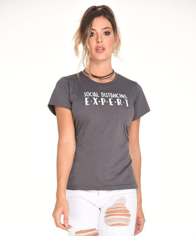 Camiseta-Social-Gris