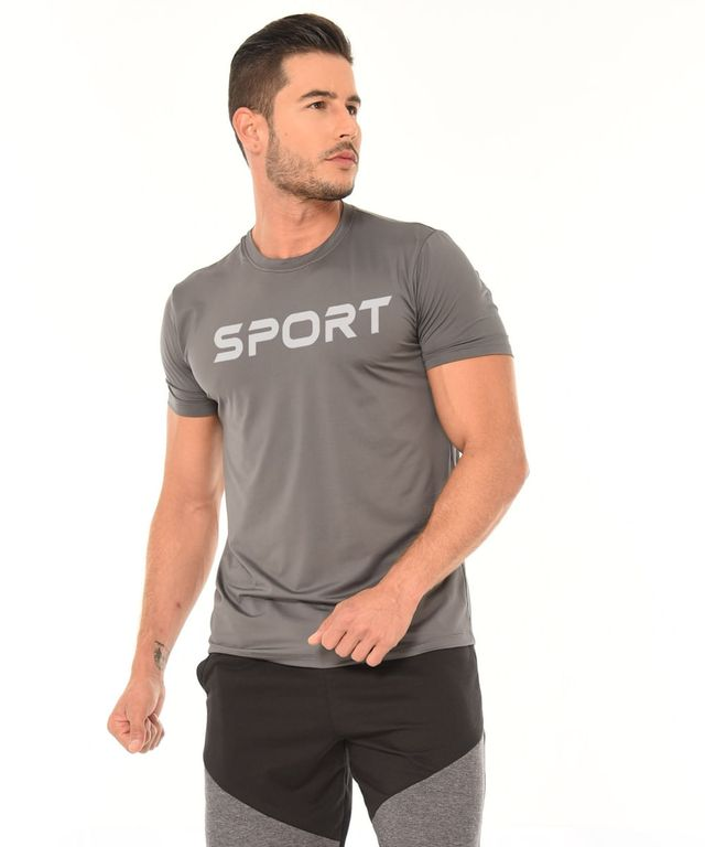 Camiseta-Sport-Gris