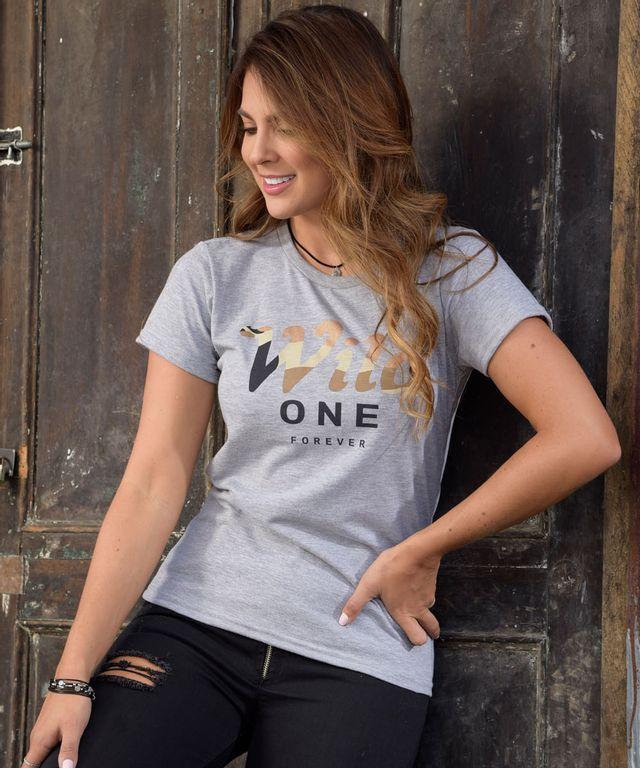 Camiseta-One-Gris