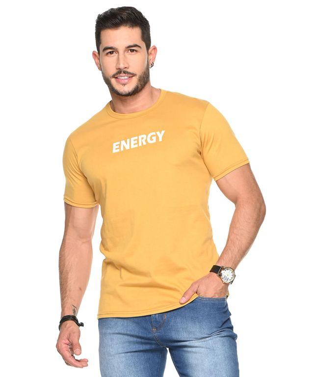 Camiseta-Beckham-Mostaza