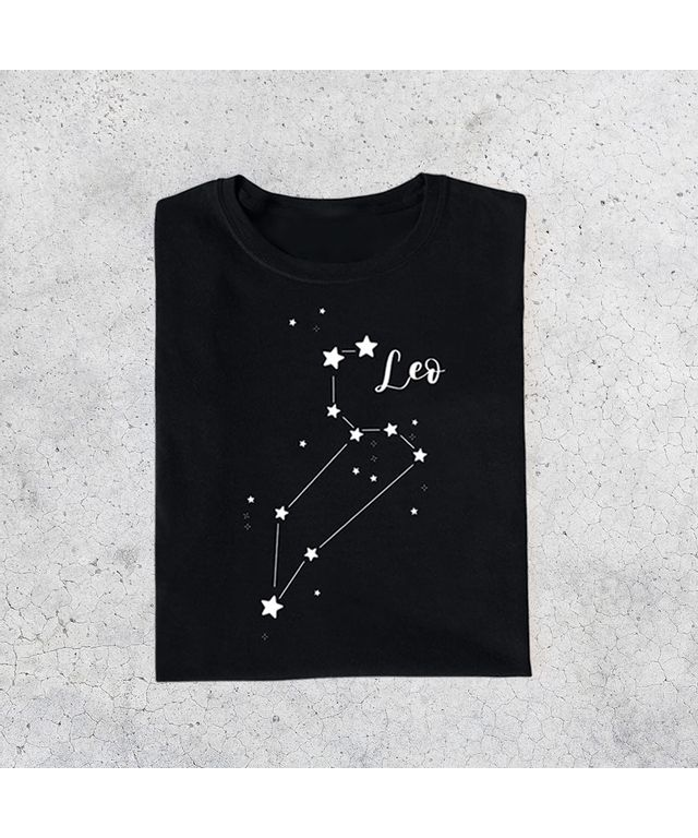 Camiseta-Leo-Negro