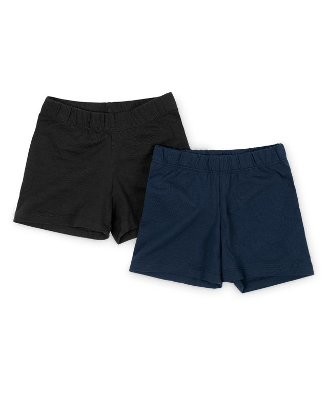 Duo-Short-Sammy-Negro-Azul