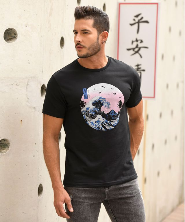 Camiseta-Rinus-Negro