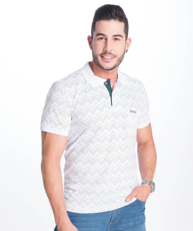 Camiseta-Polo-Happel-Print