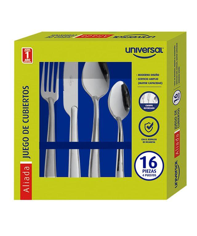 Set-X16-Cubiertos-Universal