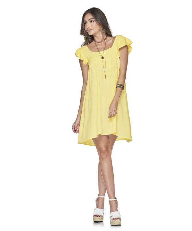 Vestido-Alivio-Amarillo