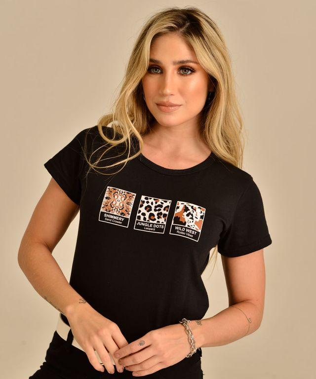 Camiseta-Pantone-Negro