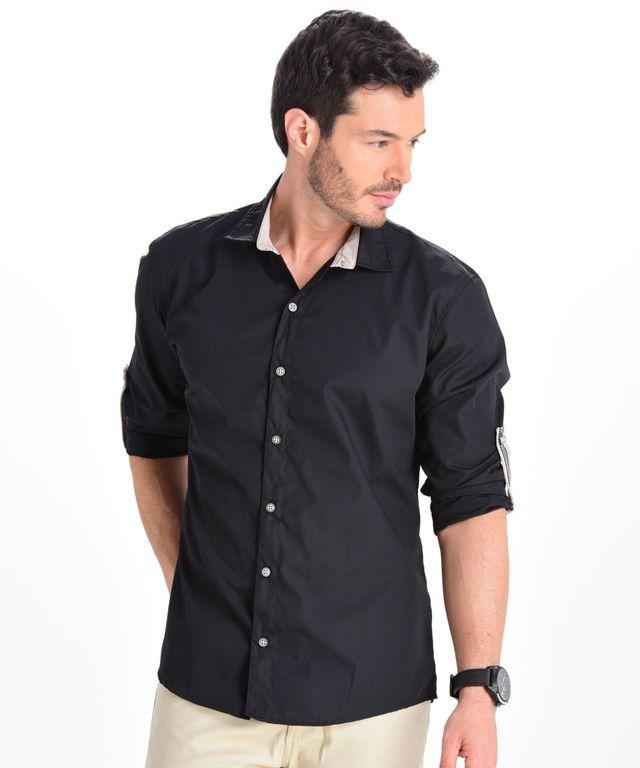 Camisa-Quattro-Negro