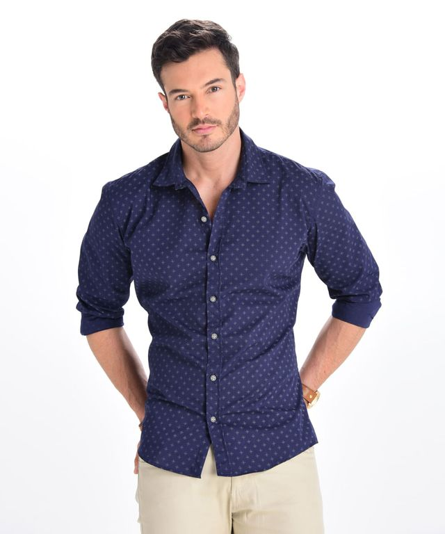 Camisa-Continental-Print