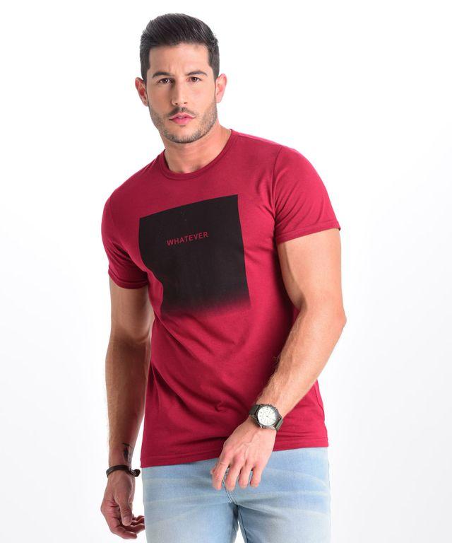 Camiseta-Aircross-Vino