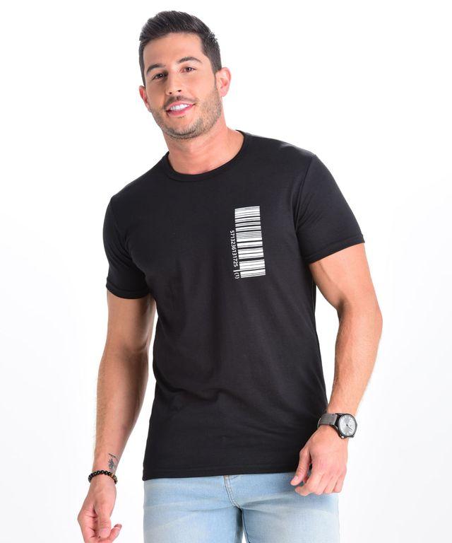 Camiseta-Mustang-Negro