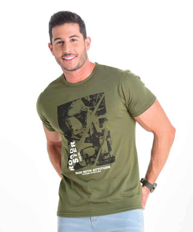 Camiseta-Edge-Verde