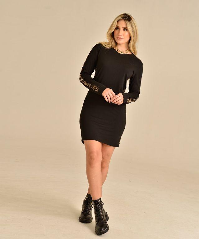 Vestido-Maite-Negro
